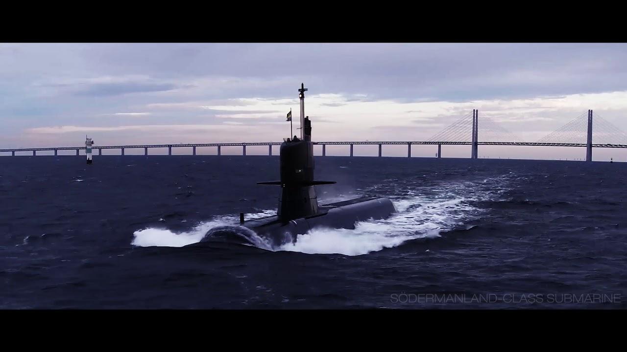 Submarine evolution | Saab