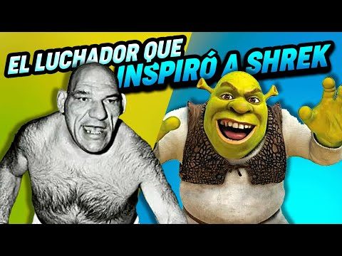 La Historia de Maurice Tillet, el luchador deforme que inspiró a Shrek