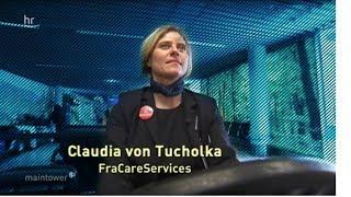 Einsatz am Frankfurter Flughafen - FraCare Services