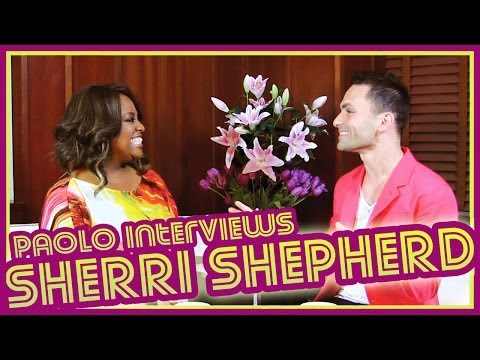 Sherri Shepherd Gets Real In An Intimate Interview!