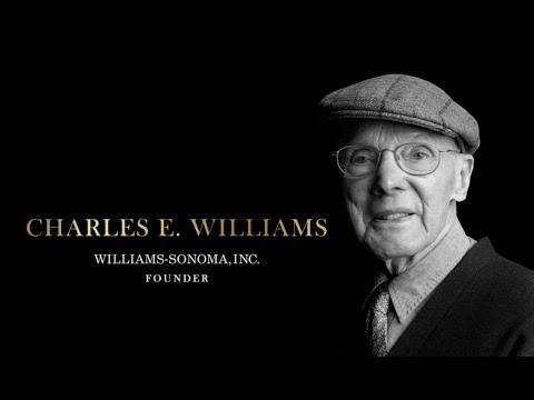 A Tribute To Williams-Sonoma Founder Chuck Williams
