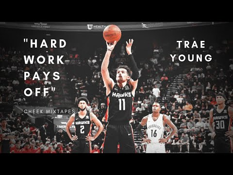 "Atlanta Hawk's Trae Young Rookie Mixtape! ""Hard Work Pays Off"" (Future)"