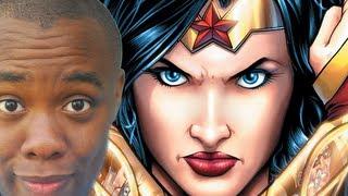TOP 6 DC COMICS Characters That Need Movies : Black Nerd