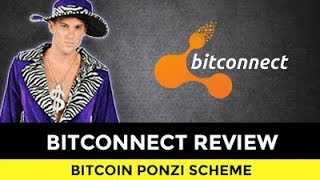 BITCONNECT HYIP REVIEW. DON'T INVEST YOUR MONEY!