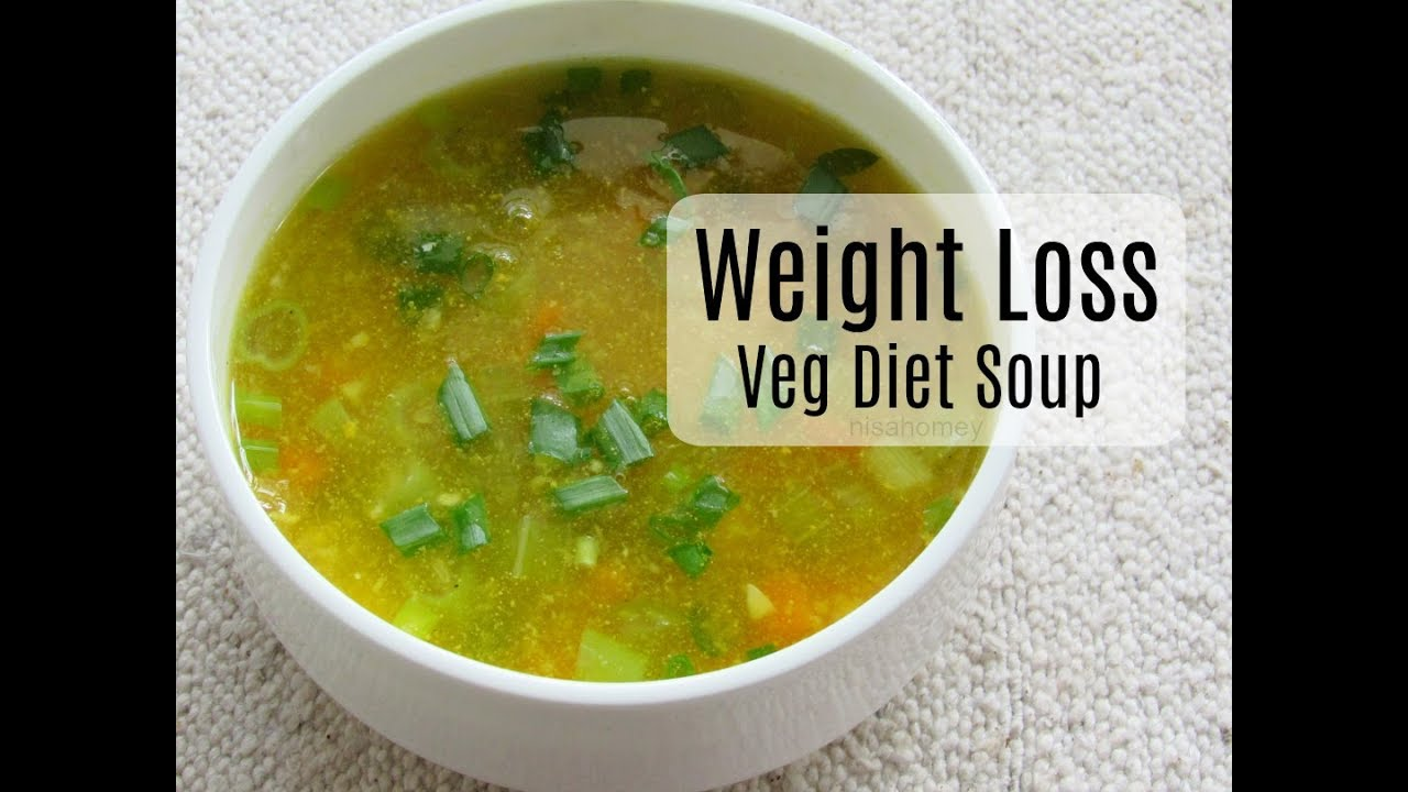 weight loss soup ideas for potluck