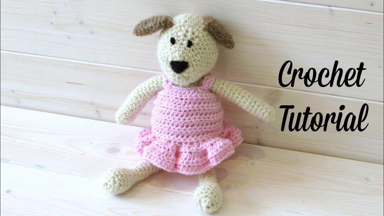 Free Crochet Pattern for an Amigurumi Teddy Bear in a Sweater ... | 720x1280