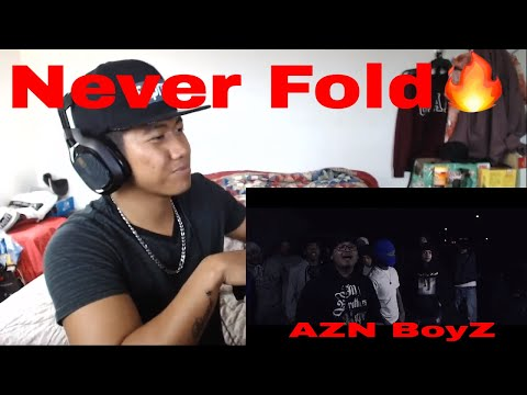🔥REACTION!🔥Tc Low x Lazie - Never Fold (Official Music Video)