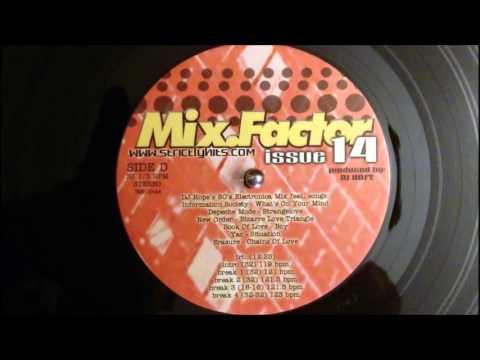 DJ Hope's 80's Electronica Mix - Mix Factor