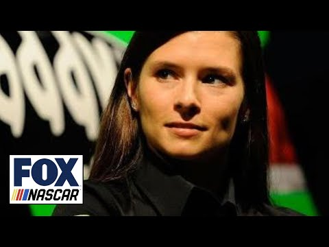 Danica done: Patrick drives in danica patrick
