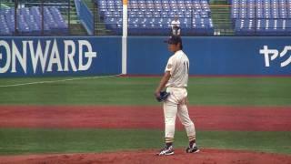 Baseball 明大(野村祐輔) × 法大 1/2  六大学野球2011-919