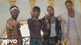 BURNS x Maluma x Rae Sremmurd - Hands On Me - Behind The Scenes