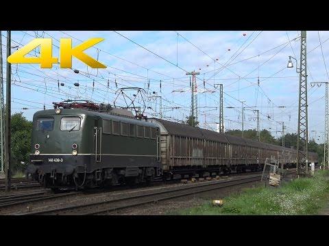 [4K] Güterzüge in Köln Gremberg | Freight Trains | 29.08.2015