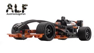 Lego Technic 42026 Black Champion Racer - Lego Speed Build Review