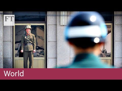 Thaw between North and South Korea accelerates