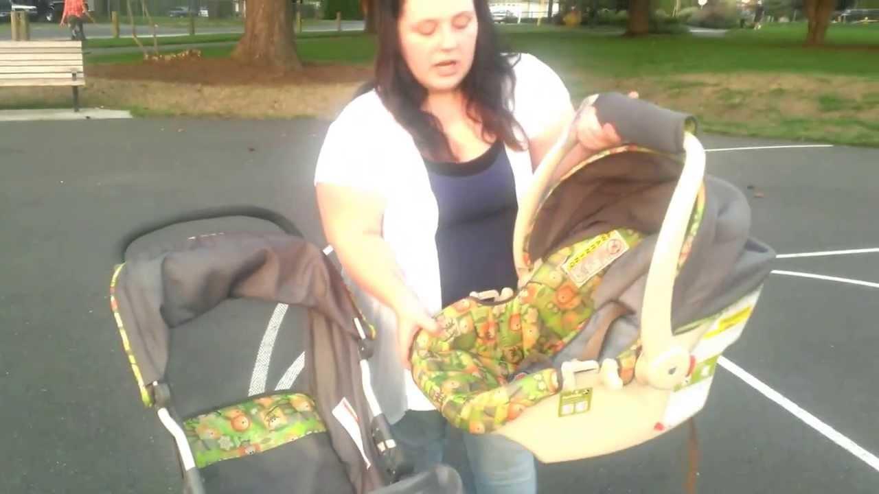 Cosco Stroller Caraway Review