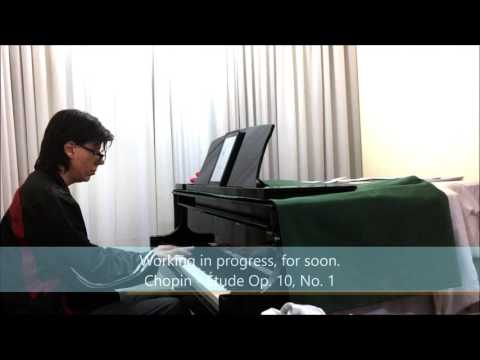 Chopin - work in process