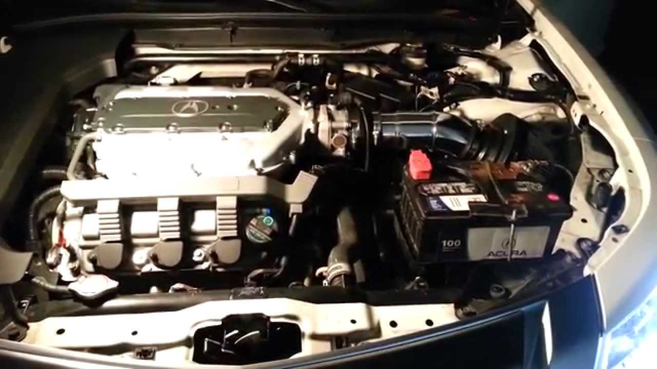 4G 2010 Acura TL SH-AWD + Takeda SRI