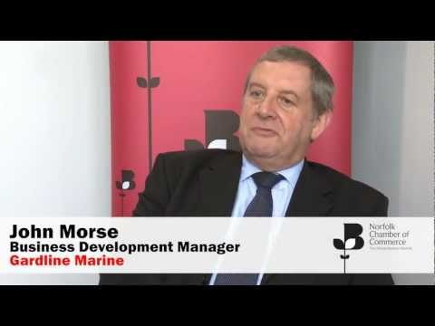 John Morse, talks about Norfolk's capabilities in oil, gas and renewable energy sectors