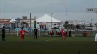 Peniche 1-2 União da Serra (Juvenis) - Taça