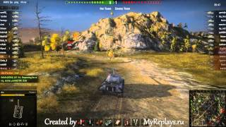 WOT: Karelia - PzKpfw V Panther - 3 frags -