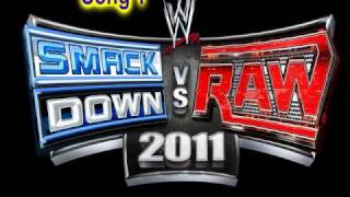 Official Soundtrack (generic) - Song 1 - WWE Smackdown VS RAW 2011