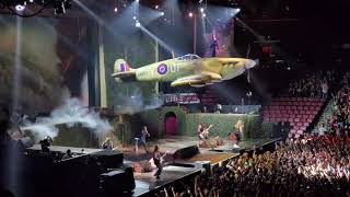 Iron Maiden - (Intro) Aces High - Ft. Lauderdale, FL 7.18.2019