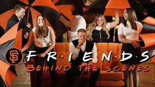 "SFGiants ""Friends"" Shoot - Behind the Scenes"