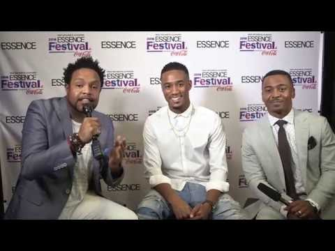 Jawn Murray s Jessie T. Usher & RonReaco Lee of