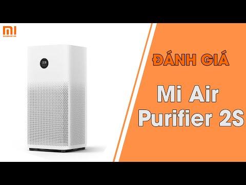 Review Máy Lọc Không Khí Xiaomi Mi Air Purifier 2S - Xiaomi Việt