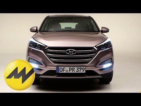 Hyundai Tucson 2015 Vorab Premiere