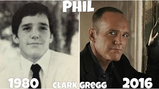 Agents of S.H.I.E.L.D. TV Show Actors, Before and After they were Famous