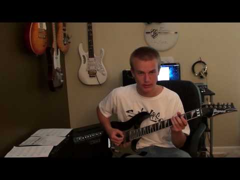 How to Play Over by Drake on Guitar Part 1