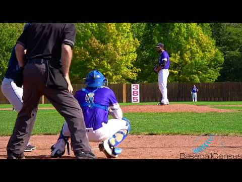 Antonio Valadez, RHP, Ellsworth Community College (9-28-18)