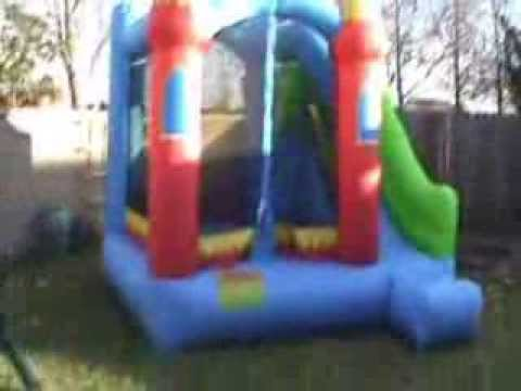 Bounceland Bounce House- Royal Palace!!!