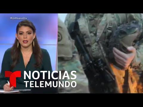El Gallo Por La Mañana - Las Noticias de la mañana, miercoles 8 de enero de 2020 Telemundo