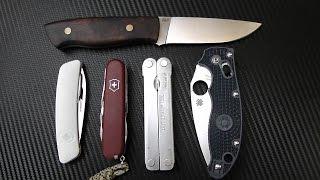 Législation couteaux - Ce qu'il faut savoir...