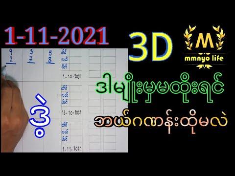 Download 1-11-2021 3D ချဲဂဏန်း,ဒီဂဏန်းနဲ့ထိမှချဲထိုး,mmnyo life 2d,3d free