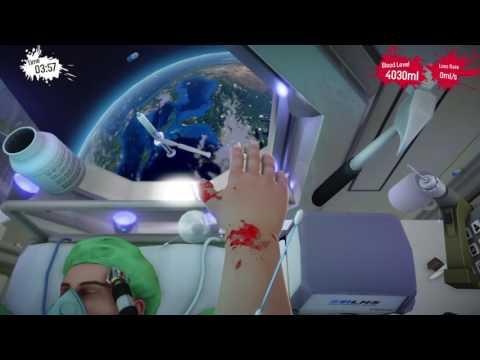 Surgeon Simulator A&E Edition - Space Surgeries! #1 | PS4