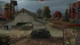 Победа! Бой: Хайвей  Техника: Т-54 облегчённый По