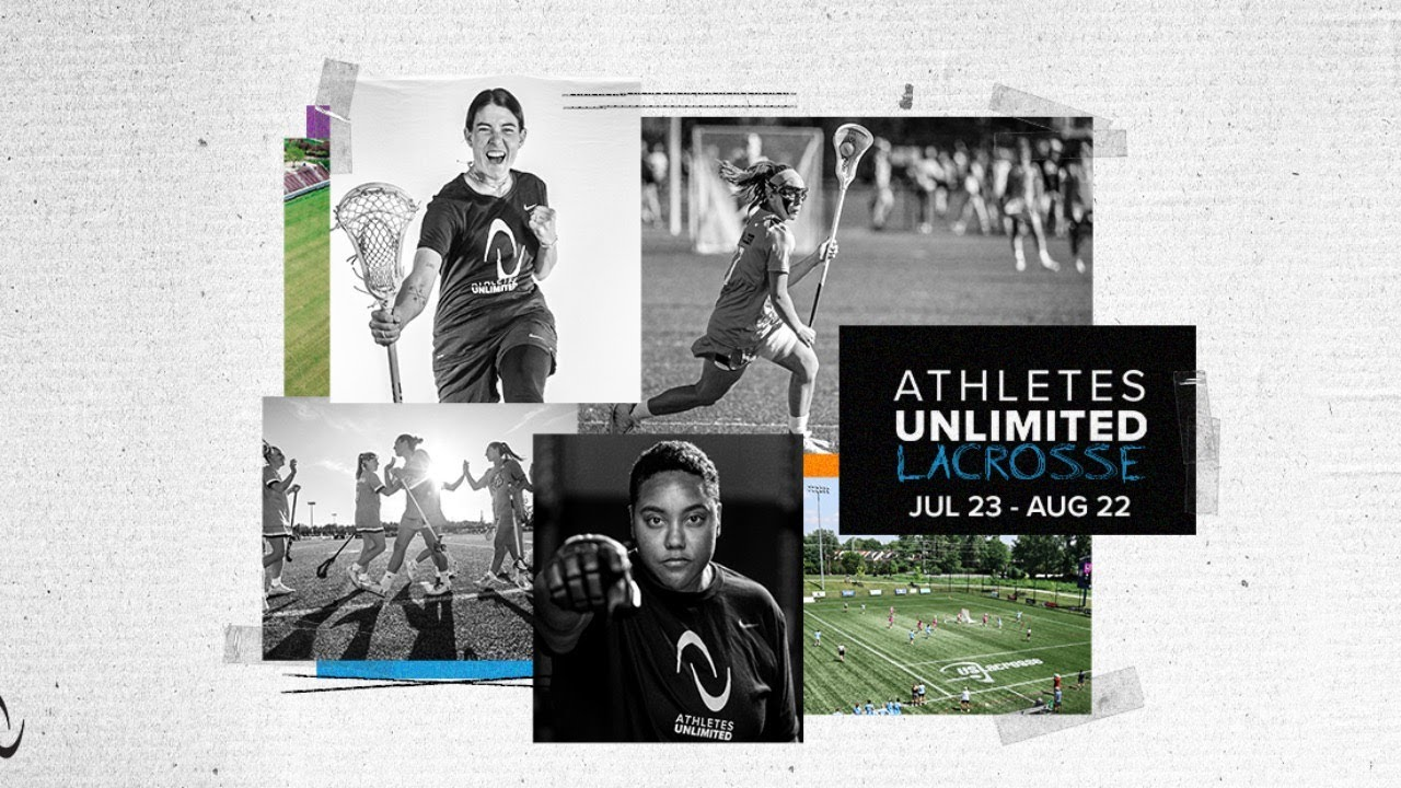 Download Athletes Unlimited Lacrosse Game #4