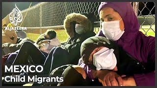Advocates call on US and Mexico to change child migration policies