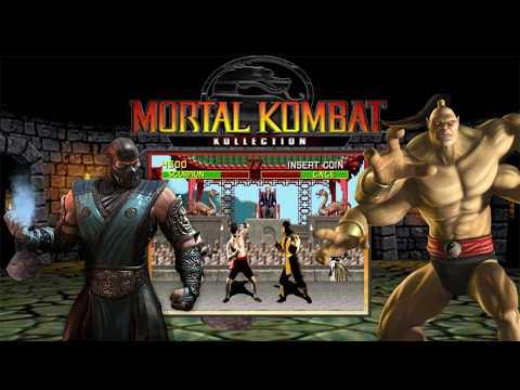 Full Download] Hyperspin Ultimate Mortal Kombat 3 Theme