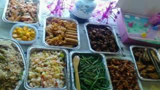 Burfday Time Filipino Style