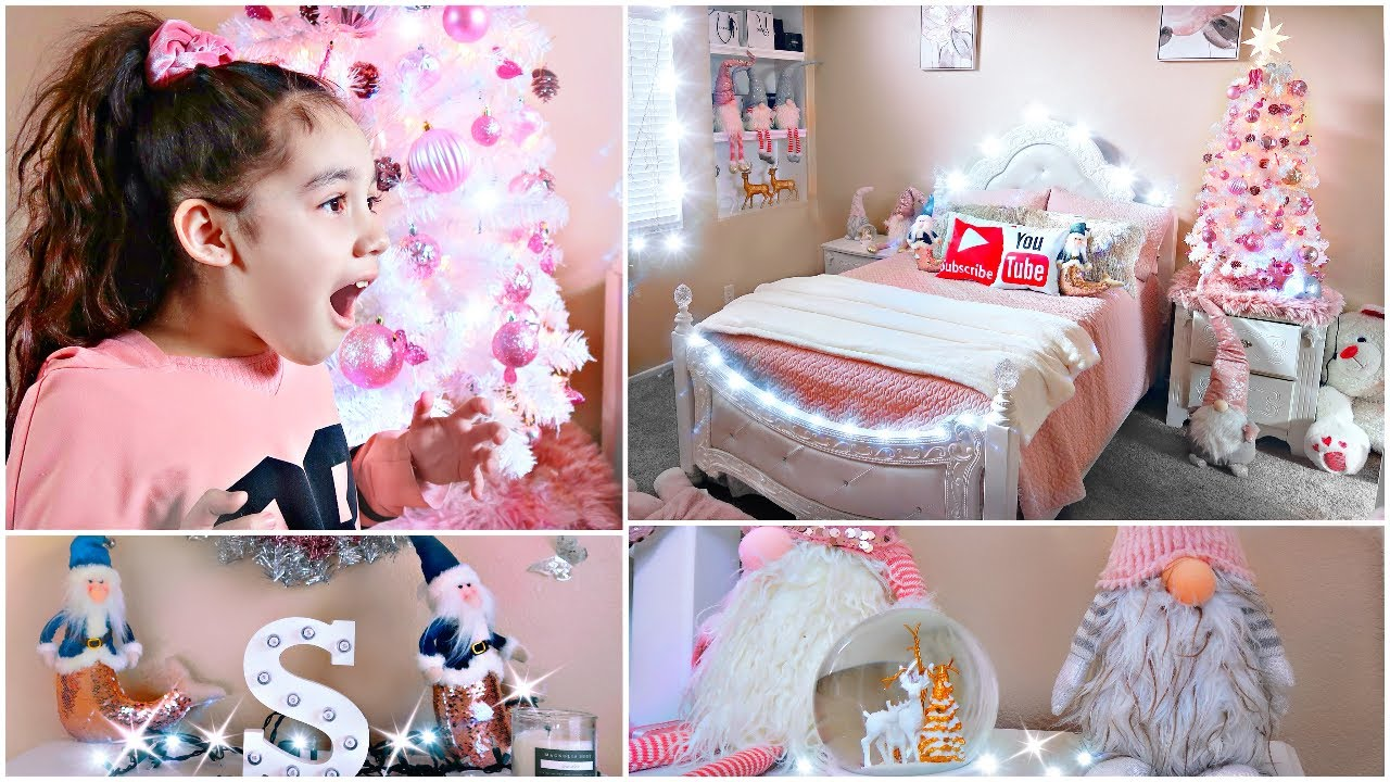 SURPRISING Suri With A CHRISTMAS Room MAKEOVER *Emotional* | Jancy Family - YouTube