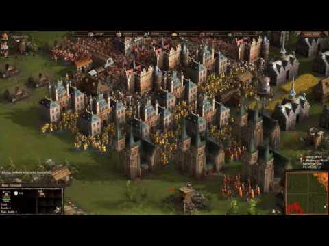 Cossacks 3 LAND pt20 AoP millions 1v1 Mindaugas vs Camry