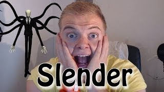 Slender 9 Pages - Squiddy's Scare-a-Thon