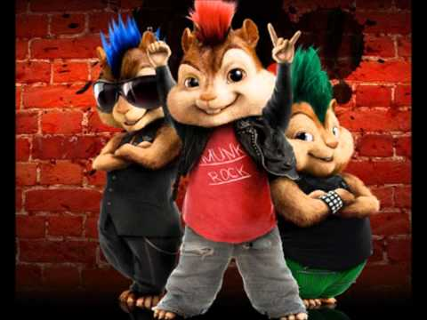 For the first time(alvin and the chipmunks ver.)