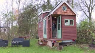 Wonen In Een Tiny House | Nederland Verhuist