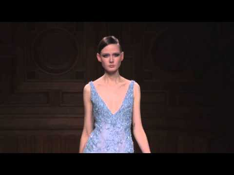 Tony Ward Couture Spring Summer 2015 Fashion Show - Paris
