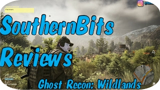 Ghost Recon: Wildlands - Closed Beta Game Review